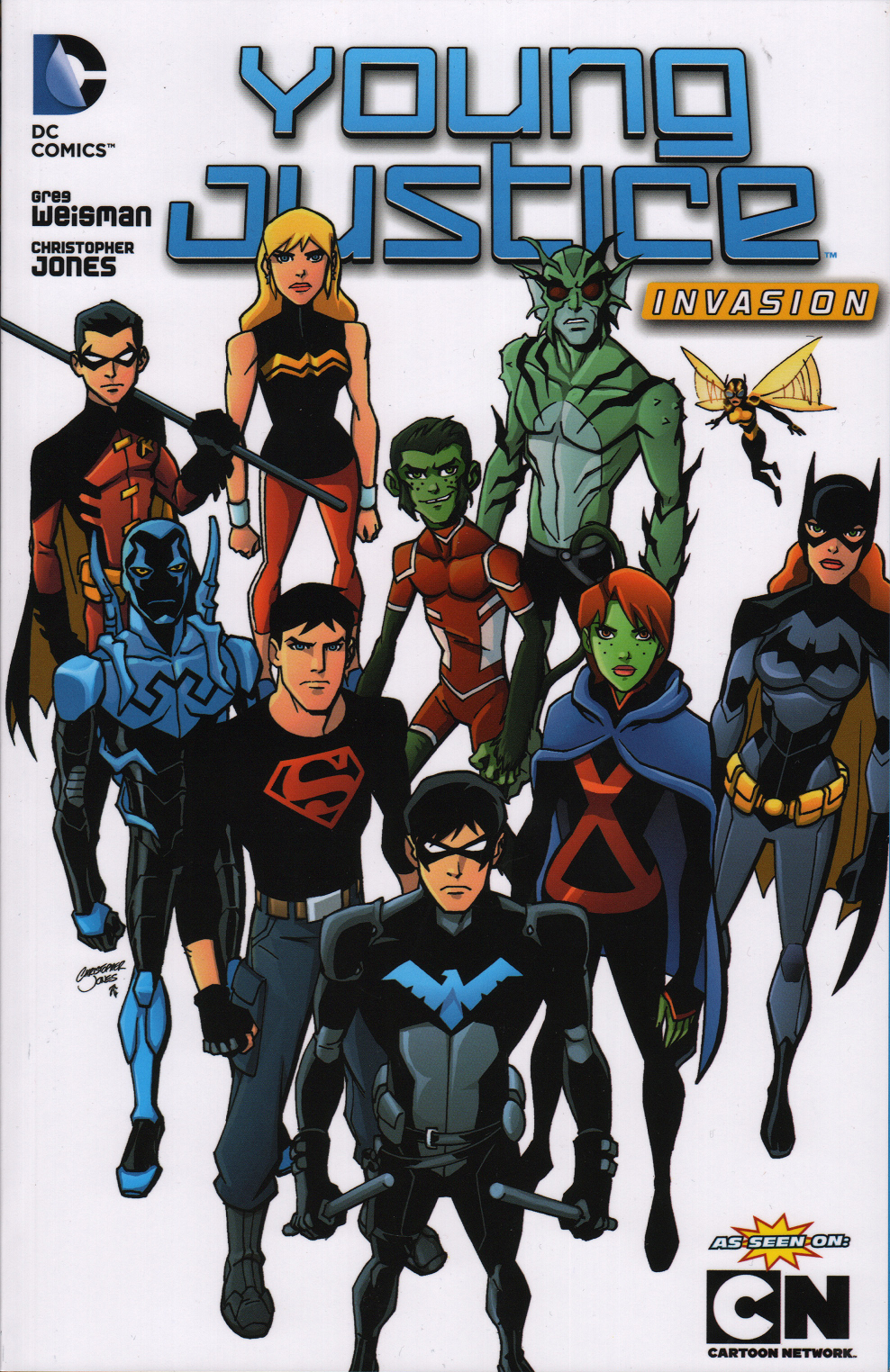 Young Justice: Invasion - Game of Illusions (DVD, 2013, 2 ...