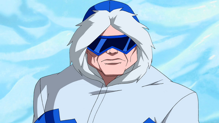 Captain Cold Young Justice Captain Cold