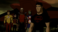 Earth's heroes