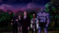 Lex Luthor's posse