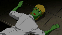 Miss Martian fooled Cheshire