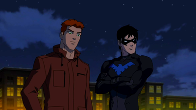 Will Nightwing Be Coming to 'Arrow' During Season 3 ...