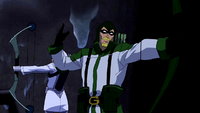 Artemis and Green Arrow