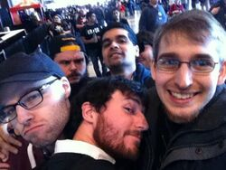 Northernlion JSmithOTI RockLeeSmile PAX East 2013