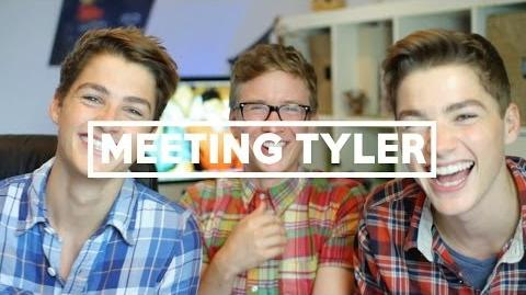 Meeting Tyler Oakley
