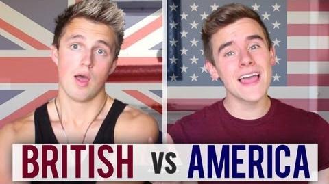 British vs America How We Do It