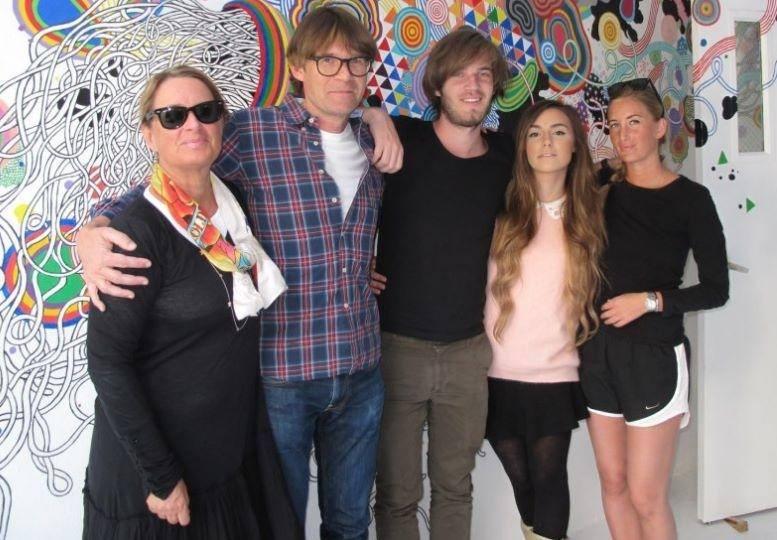 felix kjellberg family -#main