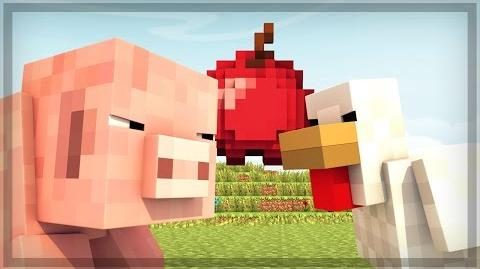 Trial and Error Minecraft Animation