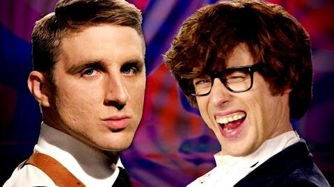 James Bond vs Austin Powers - Epic Rap Battles of History - Season 5-0