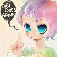 Digi Does Anime