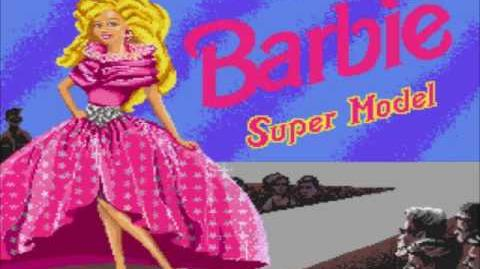 Let's Quickly Play Barbie Super Model 01 Avoid Everything