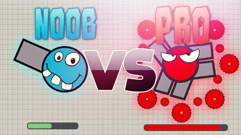 Diep.io - NOOB vs