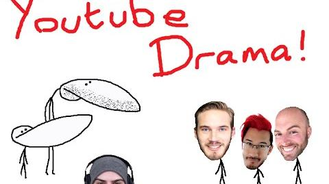 THE YOUTUBERS COMPLAINING ABOUT DRAMA RANT