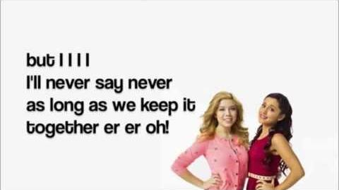 Sam and Cat Theme Song With Lyrics