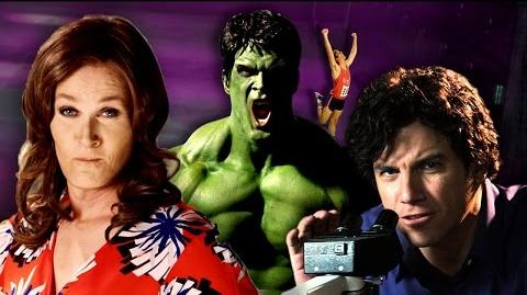 Bruce Banner vs Bruce Jenner - Epic Rap Battles of History - Season 5-0