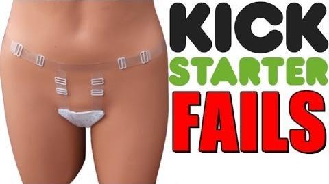Top 10 Kickstarter Fails