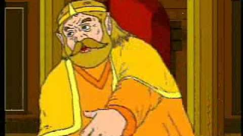 Youtube Poop-The abusive King