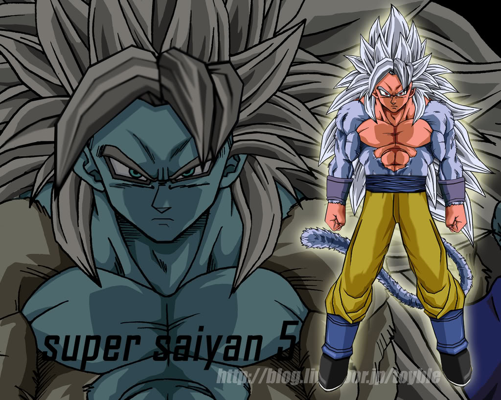 super saiyan 5 dragonball yq fanfic wiki fandom. Black Bedroom Furniture Sets. Home Design Ideas