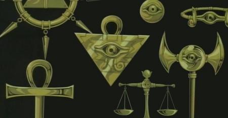 Millennium Items | Yu-Gi-Oh! Fanon Wiki | Fandom powered ...