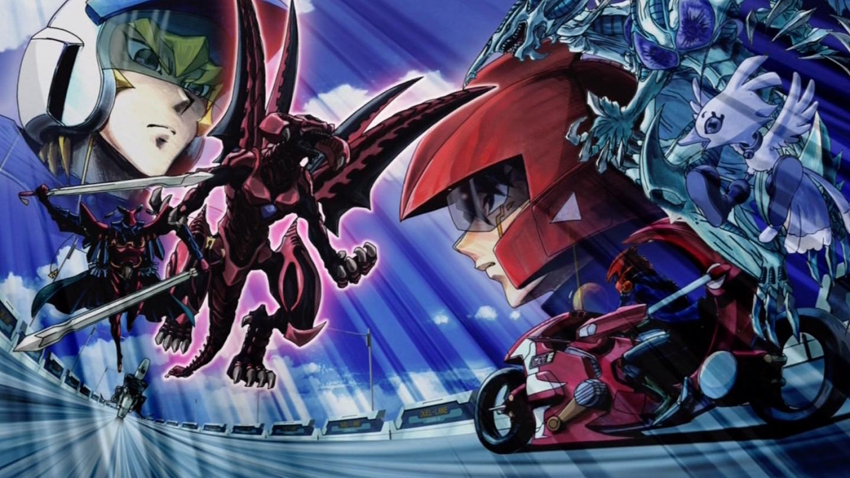 Red Nova Dragon Wallpaper Yu-Gi-Oh! 5D...
