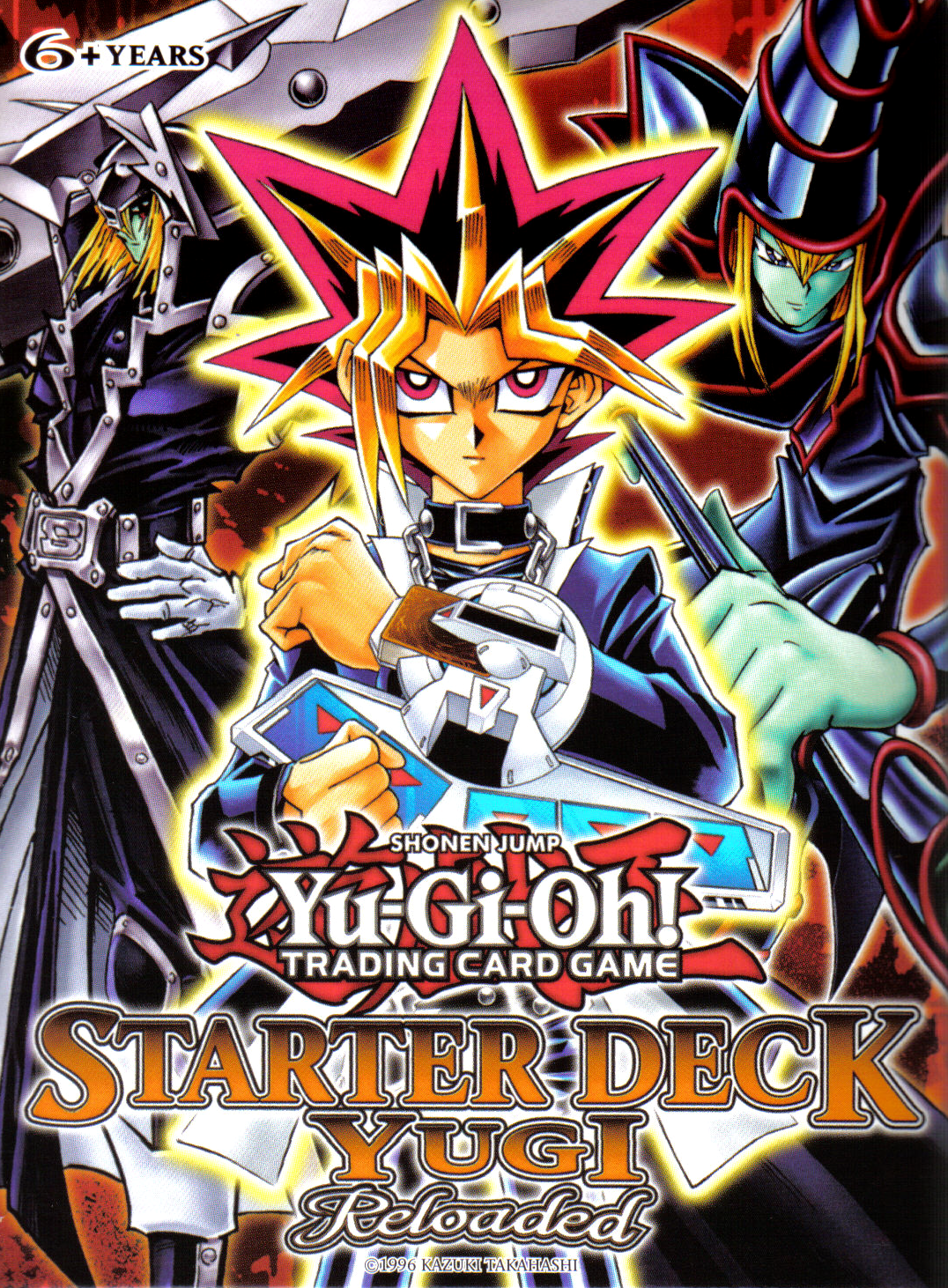 Starter Deck: Yugi Reloaded | Yu-Gi-Oh! | Fandom powered ... - photo#31