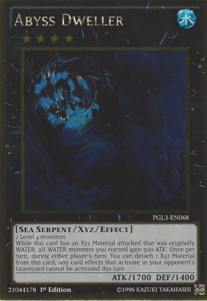 Abyss Dweller Yu Gi Oh Fandom Powered By Wikia