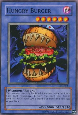 Hungry Burger Yu Gi Oh Fandom Powered By Wikia
