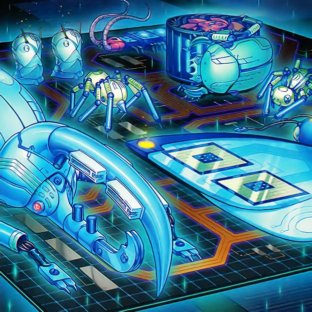 Digital Bug Yu Gi Oh Fandom Powered By Wikia