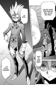 Yagumo becomes Faker's subordinate