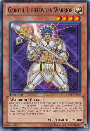 Garoth Lightsworn Warrior Yu Gi Oh Fandom Powered By