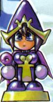 Anzu's MW figure