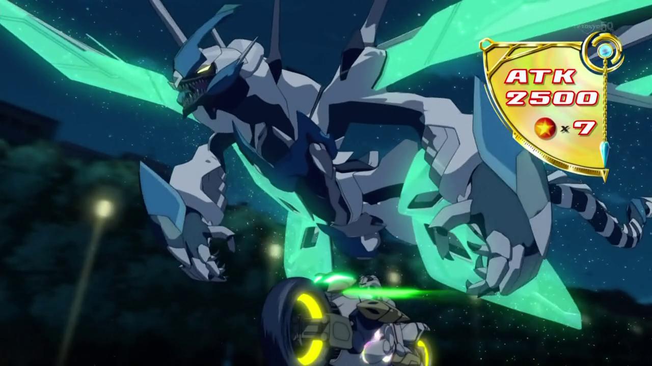 Clear Wing Synchro Dragon Anime Yu Gi Oh Fandom