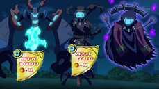 """""""The Phantom Knights of Ragged Gloves"""", """"Silent Boots"""" và """"Ancient Cloak""""."""