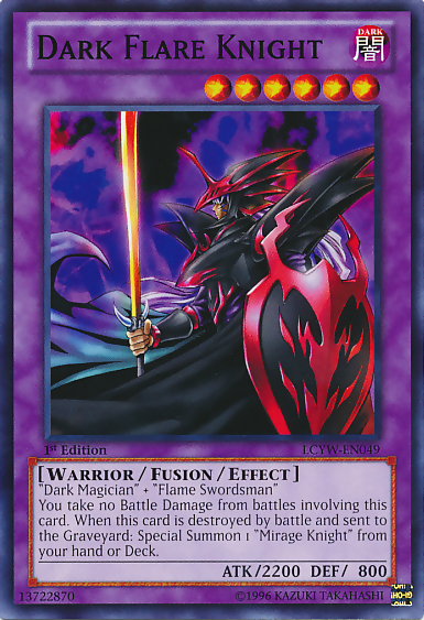 Card Rulings:Dark Flare Knight | Yu-Gi-Oh! | FANDOM ...