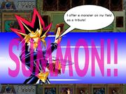 Yugi Tribute Summon