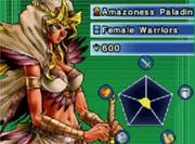 Amazoness Paladin-WC09