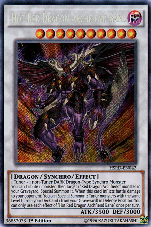 hot red dragon archfiend bane yugioh fandom powered