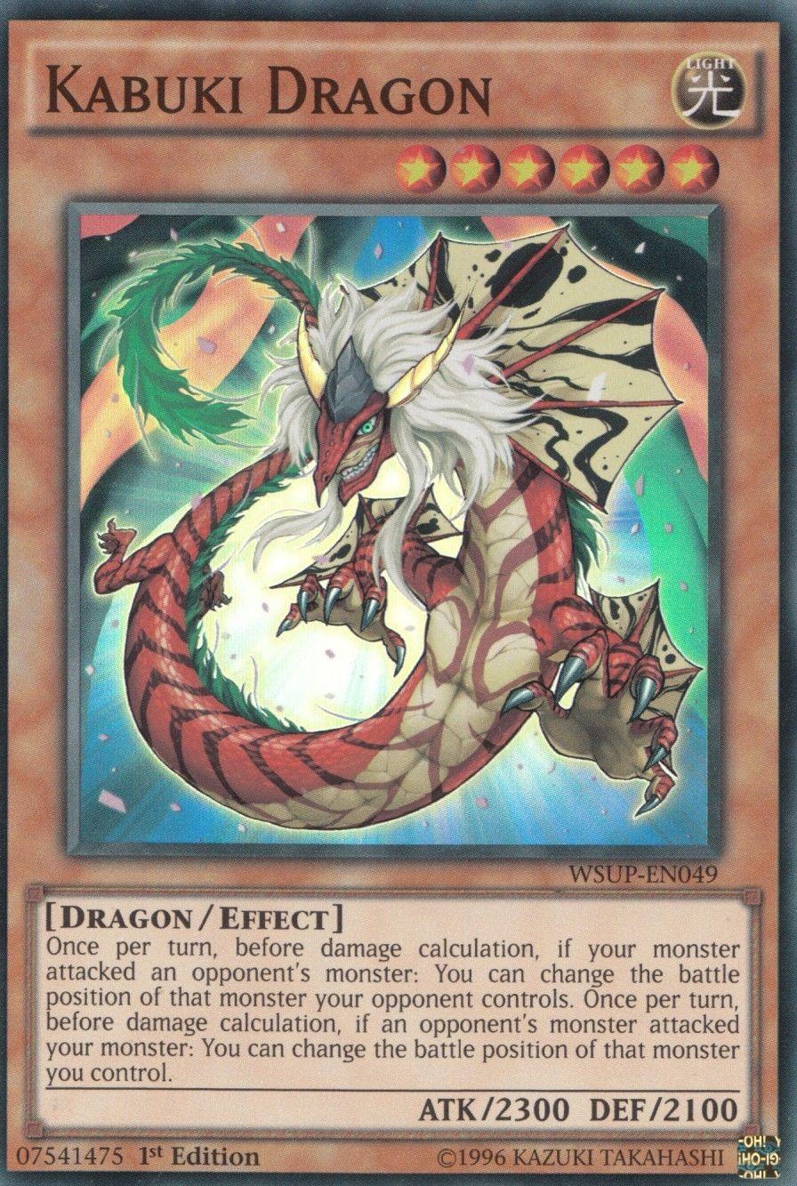 kabuki dragon yu gi oh fandom powered by wikia