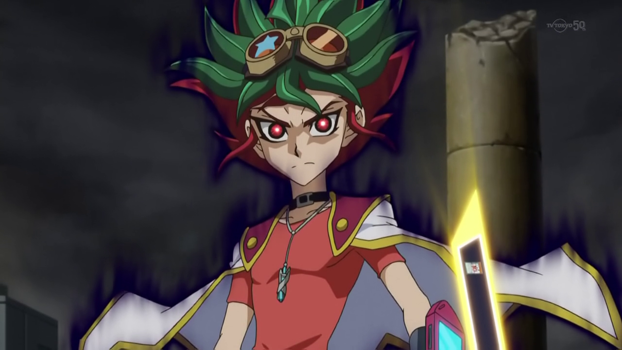 file yuya possessed by darkness png yu gi oh fandom powered