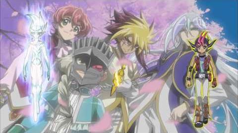 Yu-Gi-Oh! ZEXAL Japanese Opening Theme Season 3, Version 2 - Wonder Wings by Diamond☆Yukai