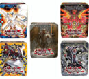 2012 Collectors Tins