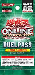 Legend Ojamaster-Duelpass-YGOO