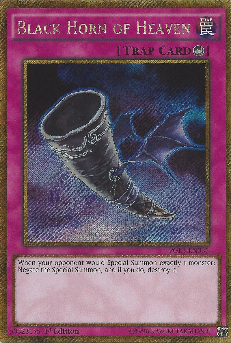 card rulings black horn of heaven yu gi oh fandom powered by