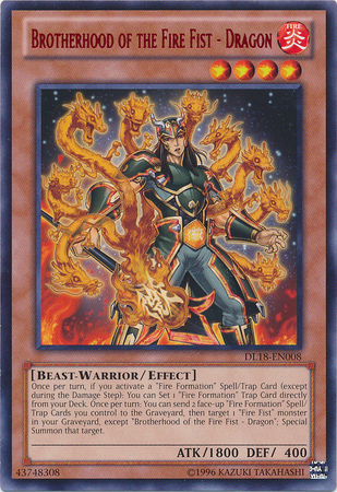 Brotherhood Of The Fire Fist Dragon Yu Gi Oh Fandom