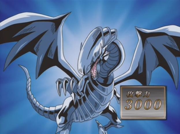 Blue-Eyes White Dragon (anime) | Yu-Gi-Oh! | FANDOM ...