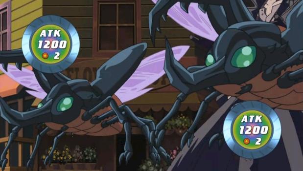 Infernity Beetle  Anime