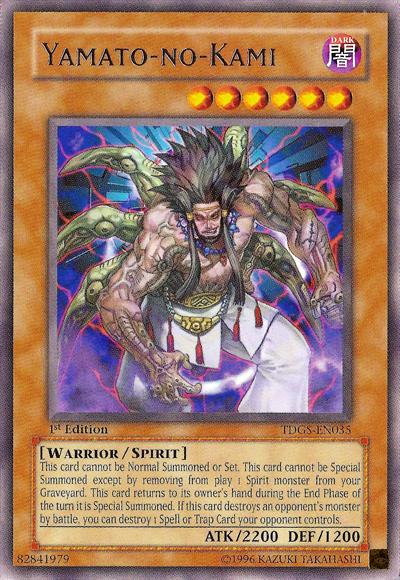 Yamato No Kami Yu Gi Oh Fandom Powered By Wikia
