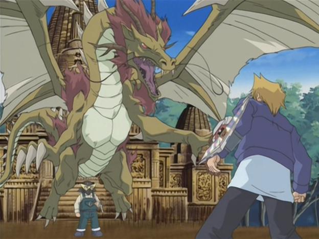 ancient dragon anime yugioh fandom powered by wikia