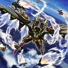 """Shun cùng 3 """"Raidraptor - Vanishing Lanius""""."""