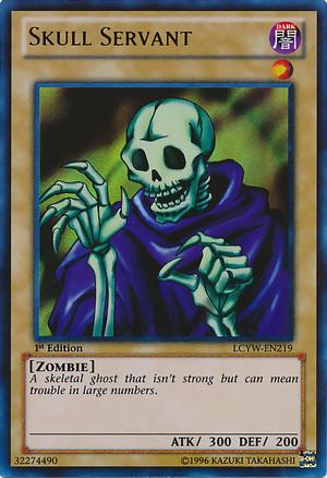 Skull Servant Yu Gi Oh Wikia